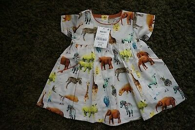 BNWT Next baby girls dress 3-6 months