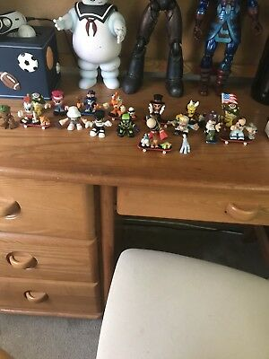 Tech Deck Figure Lot