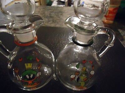 Marvin the Martian Oil and Vinegar Decanters