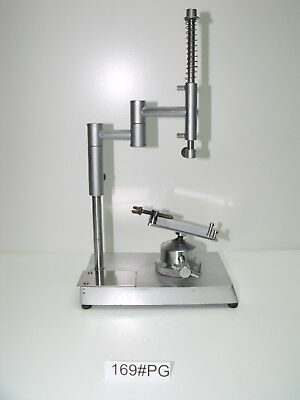 Parallelometer/Surveying with Model Table Internal Nr.169 # Pg