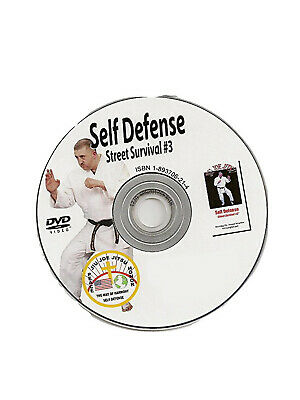 SELF DEFENSE DVD, US Marine Corp, US Army Survival Guides