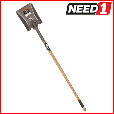 OSKA Square Mouth Shovel with Ashwood Long Handle.  Available in Packs of 4