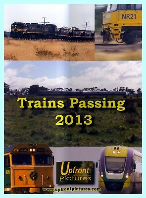 Trains Passing - 2013