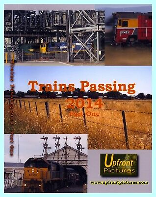 Trains Passing - 2014 - Part One