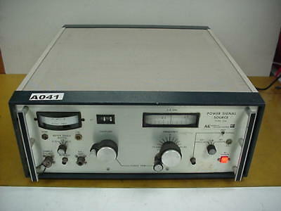 Cutler Hammer AIL Type 126 Power Signal Source 2 - 8GHz
