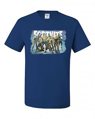 NEW! FORTNITE Classic Heroes T-shirts All Colors ALL Sizes Adults Kids S-5XL
