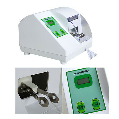 Digital Amalgamator Amalgam Capsule Mixer Blending Dental Lab Equipment 110/220V