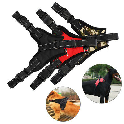 Tailup No Pull Adjustable Dog Vest Harness Leash Collar Set Small/Medium/Large