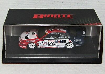 1:64 Biante Holden VS Commodore #50 Mobil1 HRT Mark Skaife 1998 ATCC
