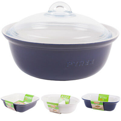 Pyrex Impressions High Quality Oven Cooking Dishes, Casserole Pots And Dividers