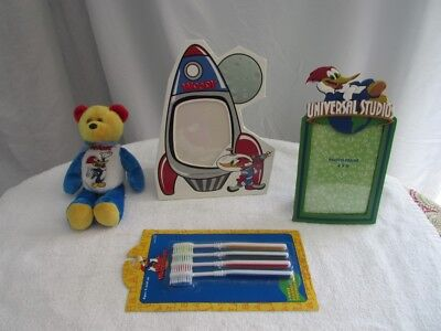 WOODY WOODPECKER Universal Studios Picture Frames and other items