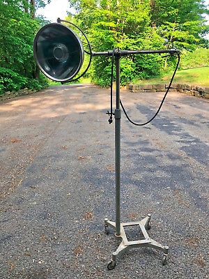 Vintage Studio or Stage Boom Light Perfect for Display or Use Lighting Theater