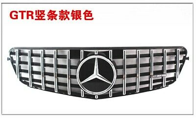W204 GT GTR Grille for Mercedes Benz C class W204 08-14