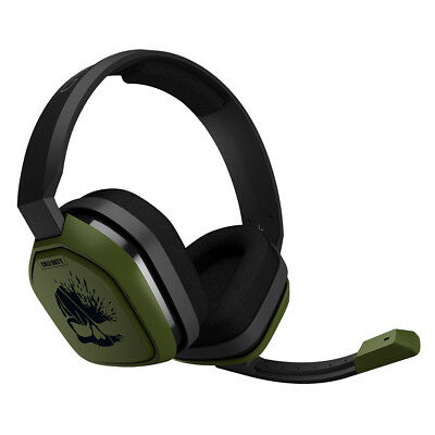 ASTRO A10 Call of Duty COD WWII Wired Gaming Headset for Xbox One & PC NEW