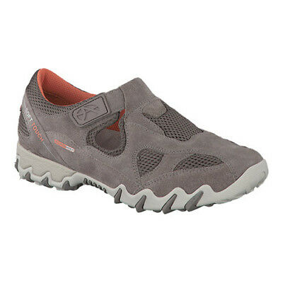 8006552ad1c013 ALLROUNDER BY MEPHISTO Loop & Fasten Womens Walking Shoes Size 8.5 Gray -  $12.90 | PicClick