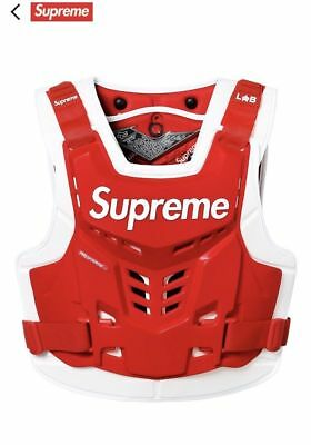 SUPREME FOX RACING Proframe Deflector Vest Armour Chest Rig Size L