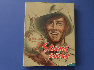 STAND EASY - AFTER THE DEFEAT of JAPAN, 1945 - THE AUSTRALIAN MILITARY -MAPS INC