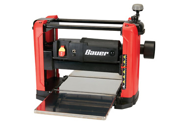 """15 Amp 12-1/2 in"""" Portable Thickness Planer Hardwoods Heavy Duty Smooth Precise"""