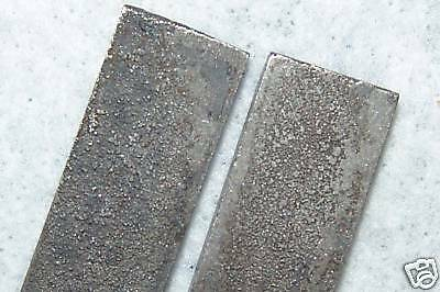 """Alnico 4 Humbucker Bar Magnet,Rough,Magnetized,2.444"""" Length,Qty 2 pieces"""
