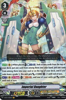 Cardfight!! Vanguard Imperial Daughter (V Series) Pre-sale