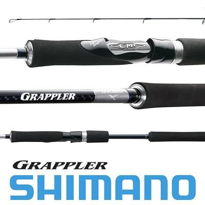 Shimano: Grappler Rods Outdoor Fishing Hunting