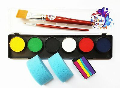 The Face Paint Shop's Beginners Kit