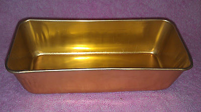 Anodised aluminium loaf tin CHOWN Cookware bakeware Made in Australia