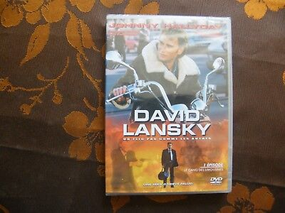 DVD DAVID LANSKY: Episode 1 - Le Gang Des Limousines / Lcj Editions  (2010) NEUF