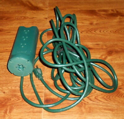 Vintage Woods BV-6884 Power Stake Outdoor Extension Cord 20' Super Fast Shipping