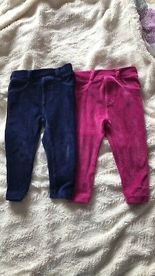 Jojo Maman Bebe 6-12 Girls Leggings