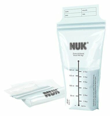 NUK 25 Breast Milk Storage Bags