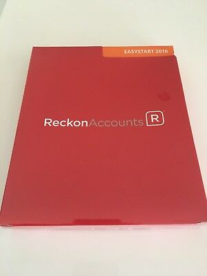 Reckon Accounts EasyStart 2016 Full Version No subscription