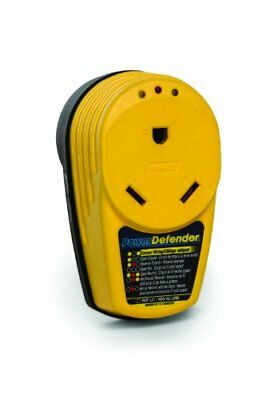 Camco PowerDefender Circuit Analyzer With Integrated Surge Protection and Indica