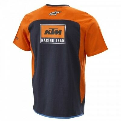 Original KTM Replica Team Tee Herren T-Shirt Gr. XL