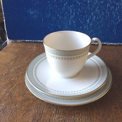 Royal Doulton Berkshire TC1021  Trio: Cup Tea Plate (16.5 cm) & Saucer