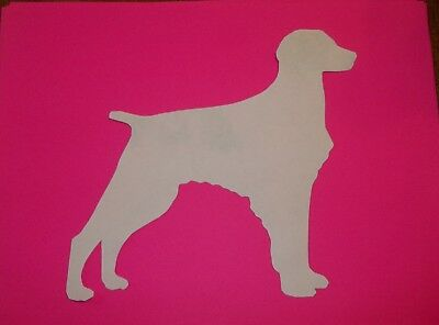 Brittany Stacked Car Magnet Hand Cut and Painted You pick style color