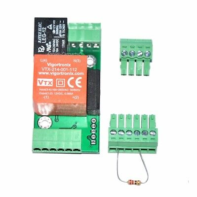 Ladecontroller für Elektroauto Simple EVSE WB Wallbox Ladesteuerung Rev. V2