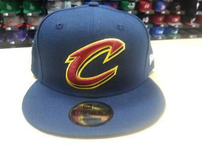 best website 317df 1be24 ... canada new era nba cleveland cavaliers logo team navy 9fifty snapback  cap hat newera 2f1e0 feae0