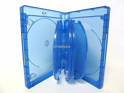 NEW! 2 VIVA ELITE 10-Disc Premium Blu-ray Cases - Holds 10 Discs