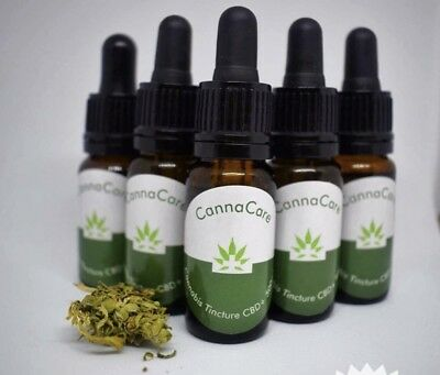 Buy 1 Get 1 Free / Hemp Oil 500mg CiBD Cannabis/ Bestseller /10ml
