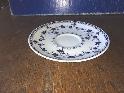 Royal Doulton Yorktown TC1013 Saucer 15.7cm diameter Postage £2.95 for all 4