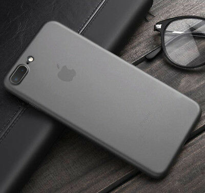 """GREY Apple iPhone PhoneSKINe iPhone case 0.02"""" Ultra thin perfect fit silicone"""
