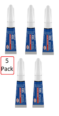 Loctite - 495 Super Bonder Instant Adhesive Cyanoacrylate Adhesives Choose Size