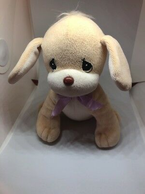 Precious Moments Tender Tails Stuffed Plush Collectible Puppy 1998 Special LE