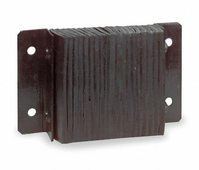 """LOADING DOCK BUMPER 12""""H x 38""""W x 4-1/2""""D Truck Wall Protection Laminated Rubber"""