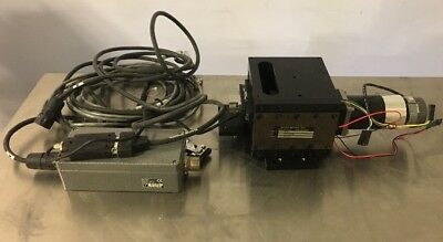 Micro Metrics Z Axis Stage With Heidenhain Scale And Ibv650
