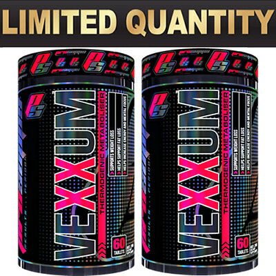 Pro Supps Vexxum Tabs Thermogenic Metaboliser Fat Burner Weight Loss Vexum Ps