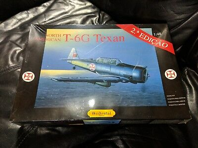 Ocidental  Replicas /  North American T-6G   //   1/48  //  Vintage   //  # 0201