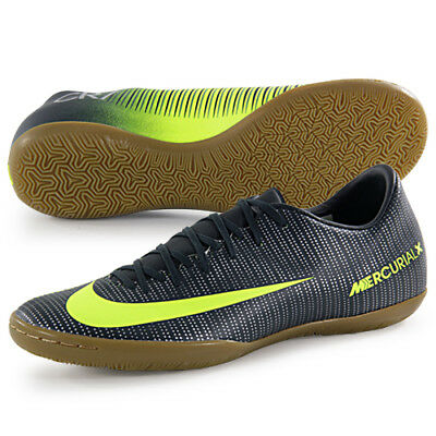 competitive price efa14 a0d05 Nike MercurialX Victory VI CR7 IC Men s Indoor Soccer Shoes 852526-376 MSRP   85