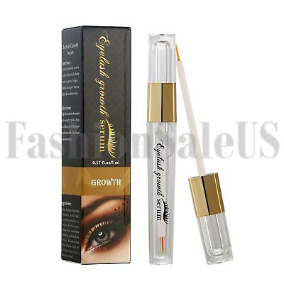 Eyelash Eyebrow Growth Enhancing Serum Enhancer Thicker Longer Lash Renew 5.0ml